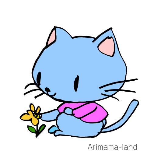 猫イラスト描きました