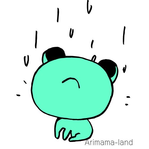 カエルのイラスト描き方紹介